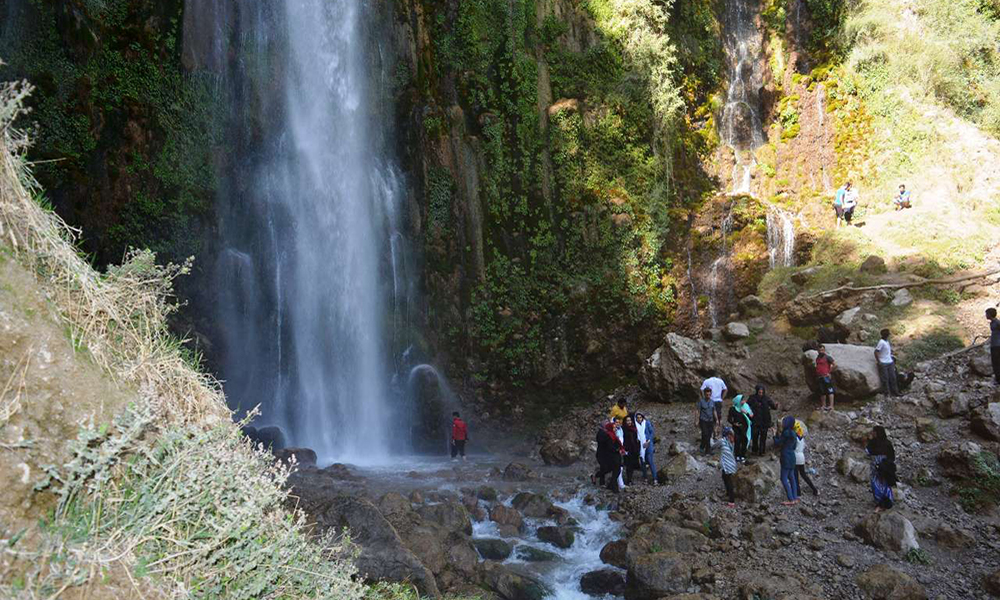 آبشار شیوند